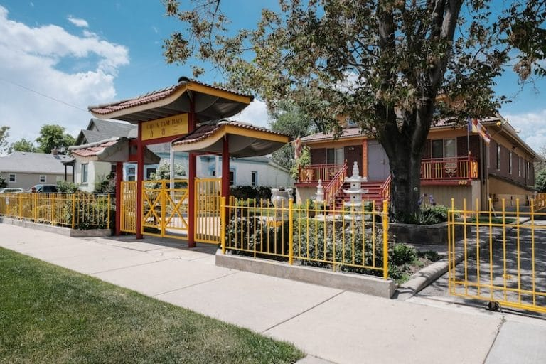 Chùa Tam Bảo Temple in Salt Lake City, Buddhism in Utah