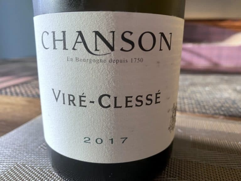 Chanson Viré-Clessé: an Affordable White Burgundy from France