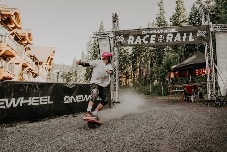 Onewheel World Championship Race