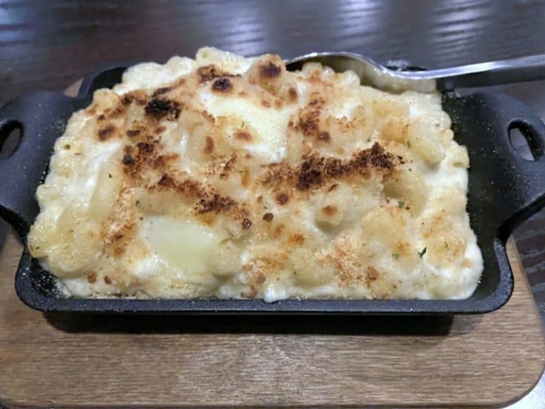 Carson Kitchen Baked Mac & Cheese