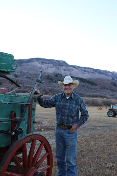 Bill Hadlock, They are stealing our water , Liberty Utah