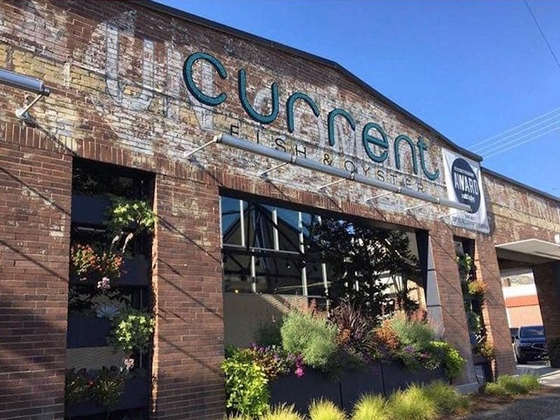 V-Day Dine-In & Take-Out @ Current