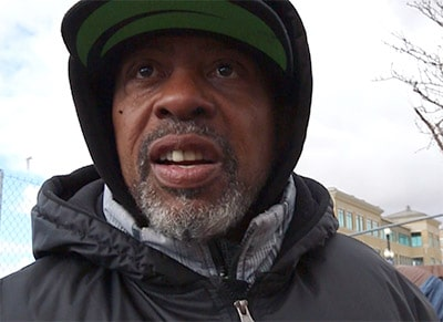 We talk to Eric Vinin about his experience as a homeless man in Salt Lake City